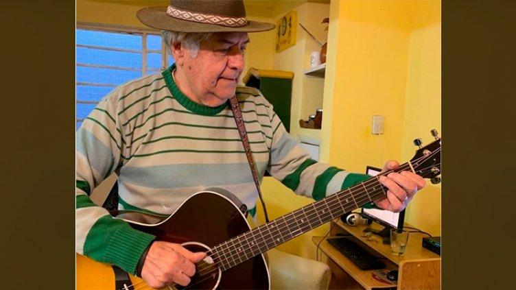 Murió Néstor Cuestas y llora la música entrerriana: sentido mensaje de su hijo