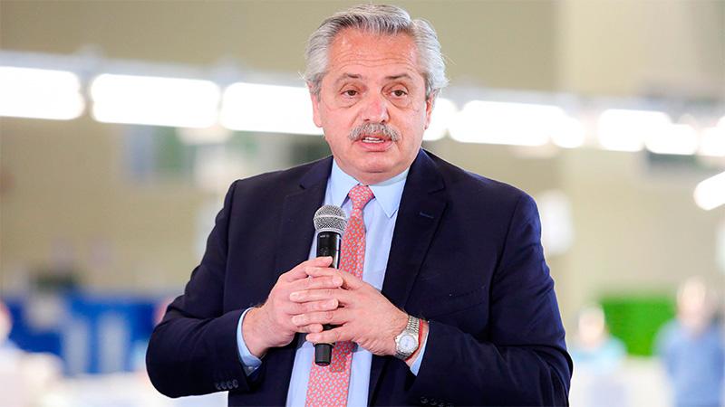 Fernández anunciará hoy la extensión del aislamiento y distanciamiento