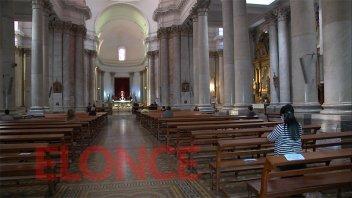Se inicia el tiempo de Cuaresma: horario de las misas en parroquias de Paraná