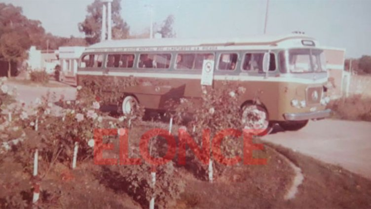 La historia del colectivero que viajó durante dos décadas por Paraná Campaña