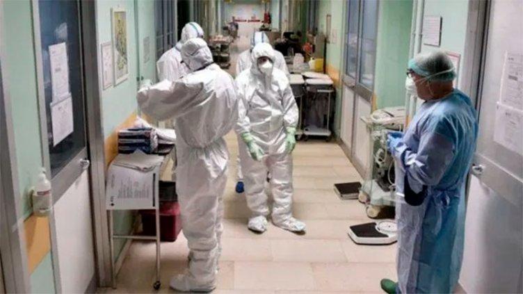 Argentina sumó 13.467 casos de covid-19: Es la jornada con más contagios