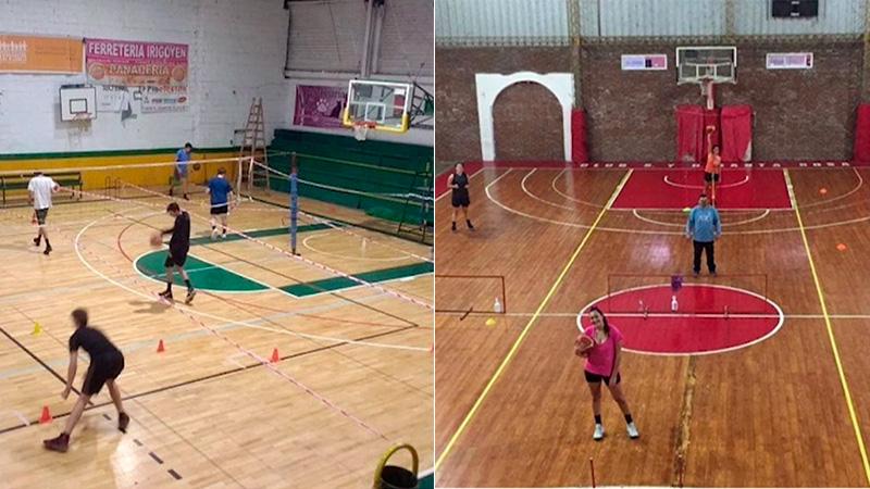 Habilitan nuevas disciplinas deportivas para entrenamiento y sin contacto físico