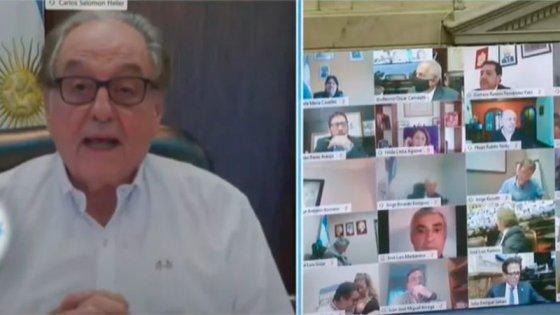 Escándalo en Diputados: Suspenden a legislador por situación íntima en sesión