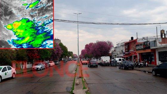 Día inestable en Paraná: Renovaron alerta por tormentas para varias provincias