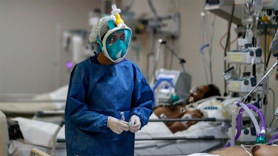 Argentina superó las 15.000 muertes por covid-19