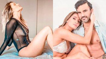 Disfraces hot: Mica Viciconte contó detalles íntimos de su pareja