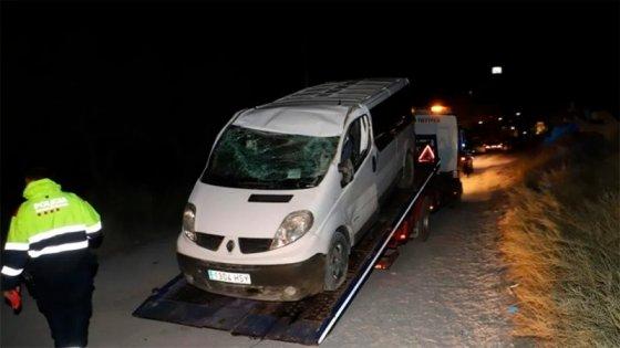 Un argentino que conducía ebrio en España provocó la muerte de otro en accidente