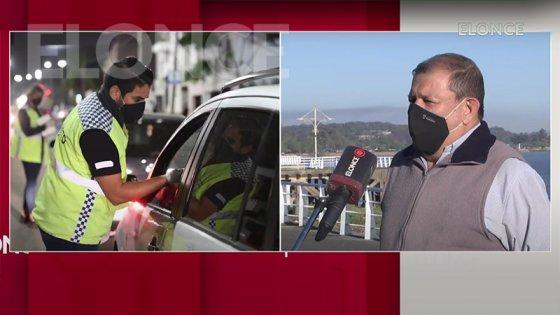 Controles de tránsito en Paraná: Alcoholemias positivas y 15 autos retenidos