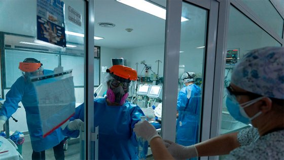 Informaron 364 muertes y 11.807 nuevos casos de covid-19 en Argentina