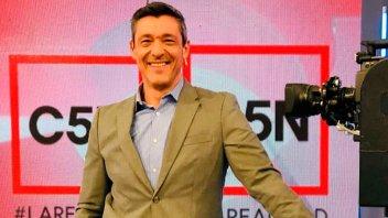 El periodista Guillermo Favale se recupera tras una operación de urgencia