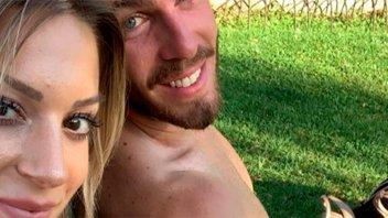 El amor pudo más: Noelia Marzol se comprometió con el futbolista Ramiro Arias