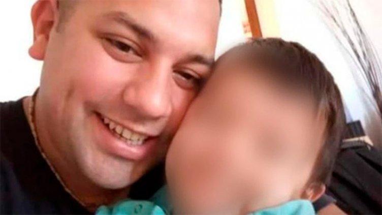 Habló la mujer del policía asesinado en Buenos Aires: