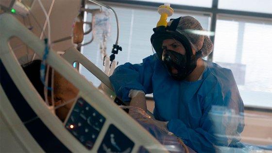 Confirmaron 406 muertes y 13.477 nuevos contagios de covid-19 en Argentina