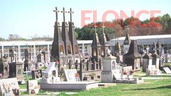 Cementerio de San Benito: