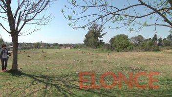 Vecinos piden la extensión del Parque Lineal Sur hasta calle Garrigó