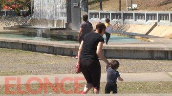 Feriado provincial: Paranaenses disfrutaron de actividades al aire libre