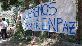 Una vez más, hubo enfrentamientos en barrio de Gualeguaychú