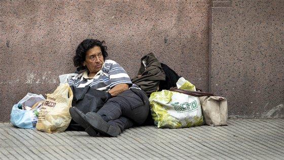 En medio de la pandemia, la pobreza subió al 40,9%