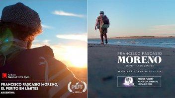 Fundación Banco Entre Ríos proyecta su documental en el Festival de la Patagonia