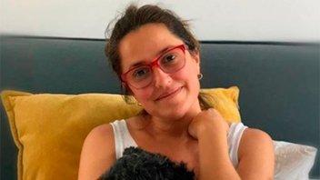 Maju Lozano y su lucha contra el coronavirus: La entrerriana reveló sus miedos