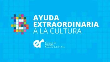 Disponen Ayuda Económica Extraordinaria para el sector cultural entrerriano