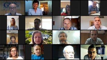 El CEER renueva autoridades en la primera asamblea virtual de la institución