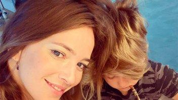 Luisana Lopilato sobre la salud de su hijo Noah: