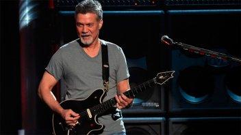 Murió Eddie Van Halen: el rock llora a uno de sus grandes guitarristas