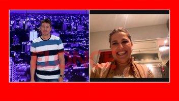 Maju Lozano en Elonce TV: