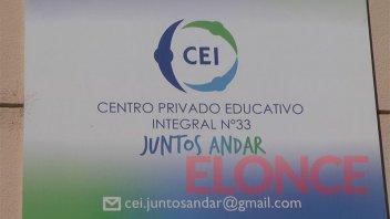 Centro Educativo Juntos Andar abrió sus inscripciones para el ciclo lectivo 2021