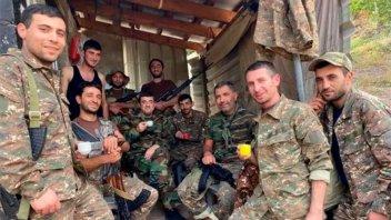 Tras dos semanas de combates, rige un alto el fuego entre Armenia y Azerbaiyán