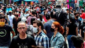Brasil superó los 150.000 muertos por coronavirus