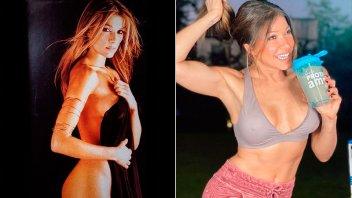 Desnudo retro y más: Catherine Fulop genera suspiros en primavera