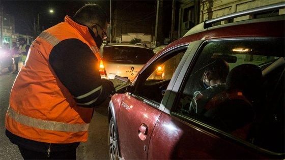 Diagramaron controles de alcoholemia para esta noche en Entre Ríos y el país