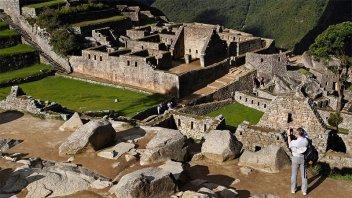Abren Machu Picchu solo para un turista que esperó casi 7 meses para ingresar