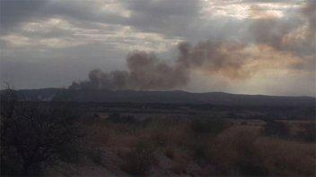 Dictamen favorable a proyecto para proteger terrenos de incendios intencionales