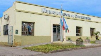 La Municipalidad de Aranguren suspende atención ante casos positivos de Covid