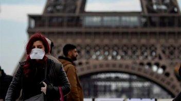 Coronavirus: Francia declaró toque de queda para contener la segunda ola