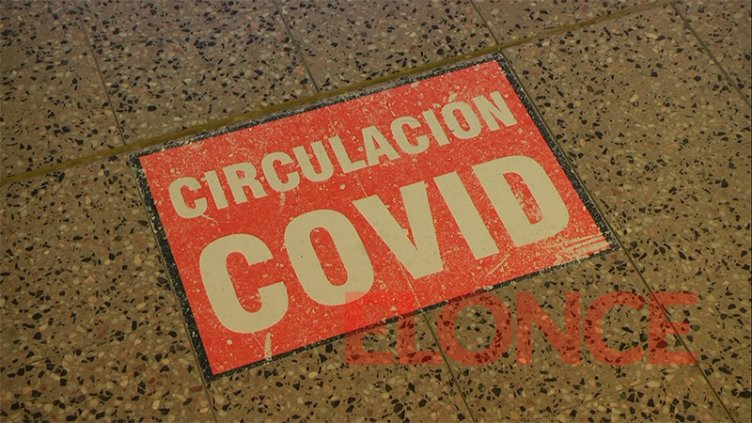 Reportaron 283 casos de coronavirus en trece departamentos: Paraná sumó 121