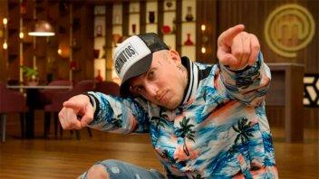MasterChef Celebrity: Suspendieron grabaciones porque El Polaco tiene Covid-19