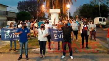 Se replicó en Paraná la caravana por el Día de la Lealtad Peronista