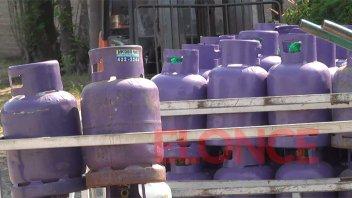 Las fraccionadoras piden 40% de aumento en los valores de las garrafas