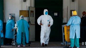 Argentina superó el millón de contagios por coronavirus