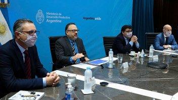 El Acuerdo Económico y Social inició con puntos de consenso y agenda de trabajo