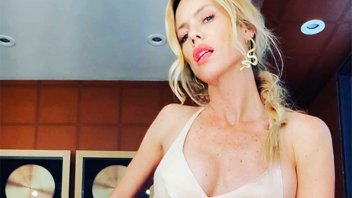 Nicole Neumann se refirió a los rumores de embarazo de Mica Viciconte