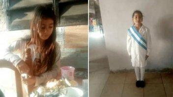 Dolor tras brutal crimen de niña de 9 años: