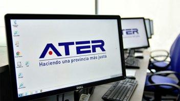 La ATER suma exenciones impositivas a su oferta de servicios web