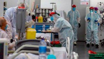 España es el primer país europeo en superar el millón de casos de covid19