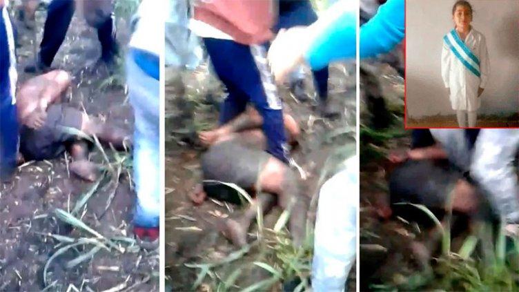 Matan a golpes al acusado de asesinar a la niña Abigail: Cómo fue el ataque