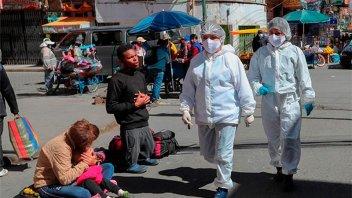FMI advirtió que la pandemia incrementará la pobreza en América Latina